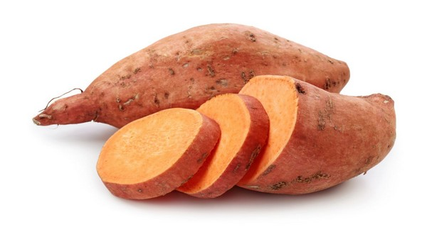 Sweet Potatoes Have Twice the Fiber, Twice The Calcium, And 1300 Times More Vitamin A Than White Potatoes