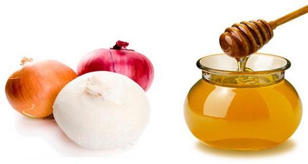 onion and honey benefits