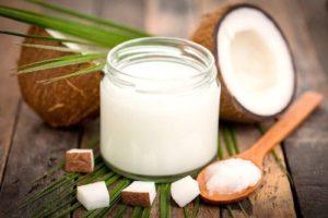 coconut remove tartar plaque