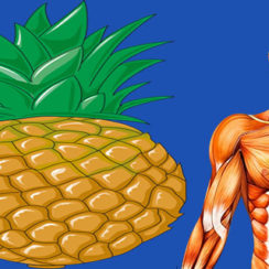 Here are 8 impressive health benefits of pineapple.