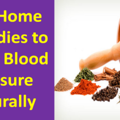 8 Unexpected Home Remedies for High Blood Pressure