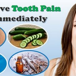 Toothache: 11 home remedies to relieve them